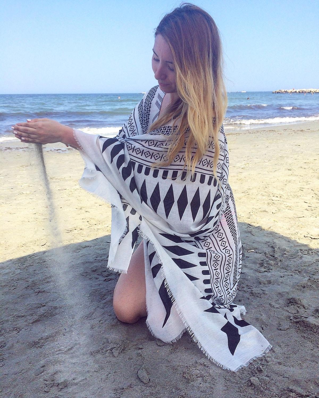 kimono plaja - mamaia - andreea ristea blog