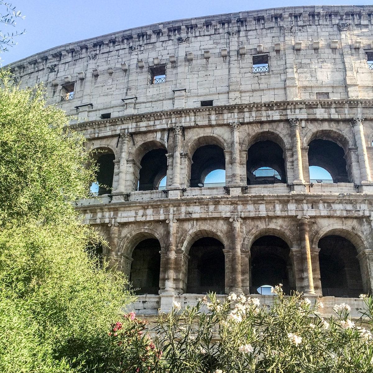 Coloseum, Roma, Italia