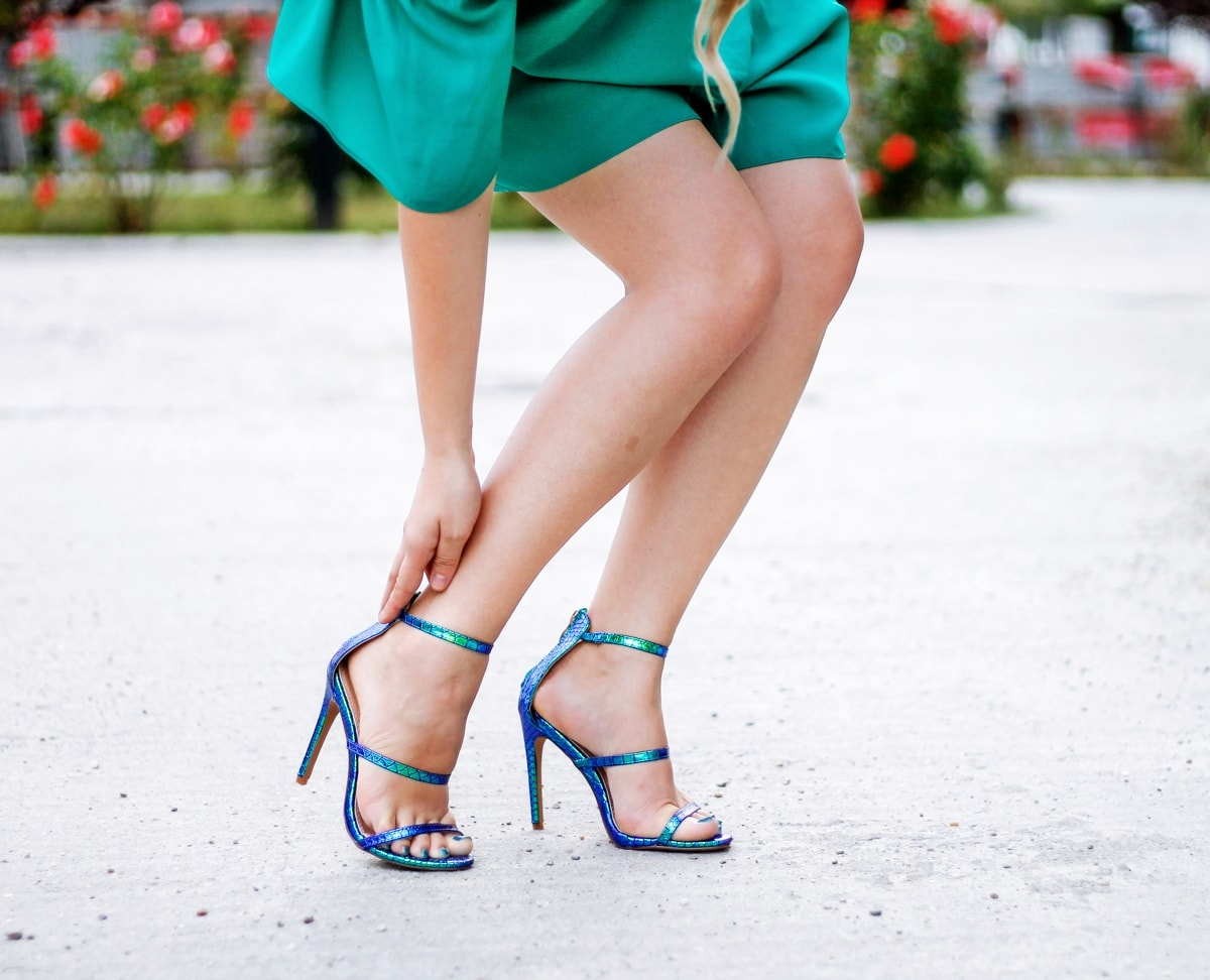 street style blogger shoes, sandals, heels