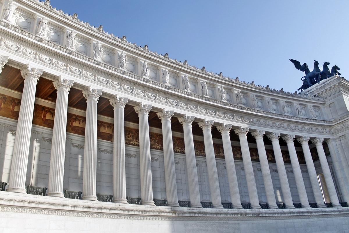 monumentul victor emmanuel II, roma