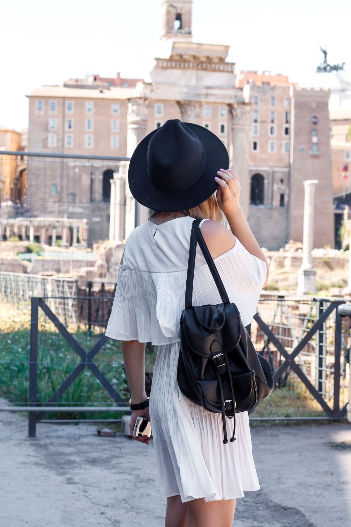 andreea ristea, roma