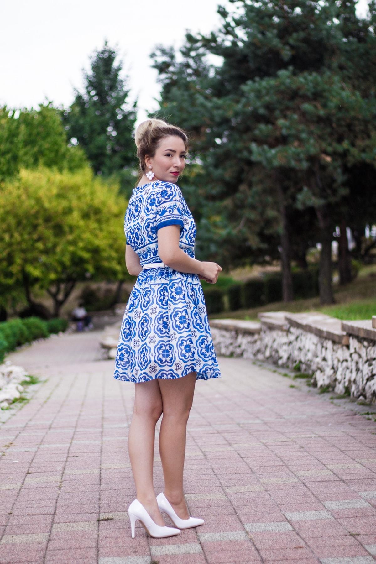 Andreea Ristea - blogger, influencer, Romania