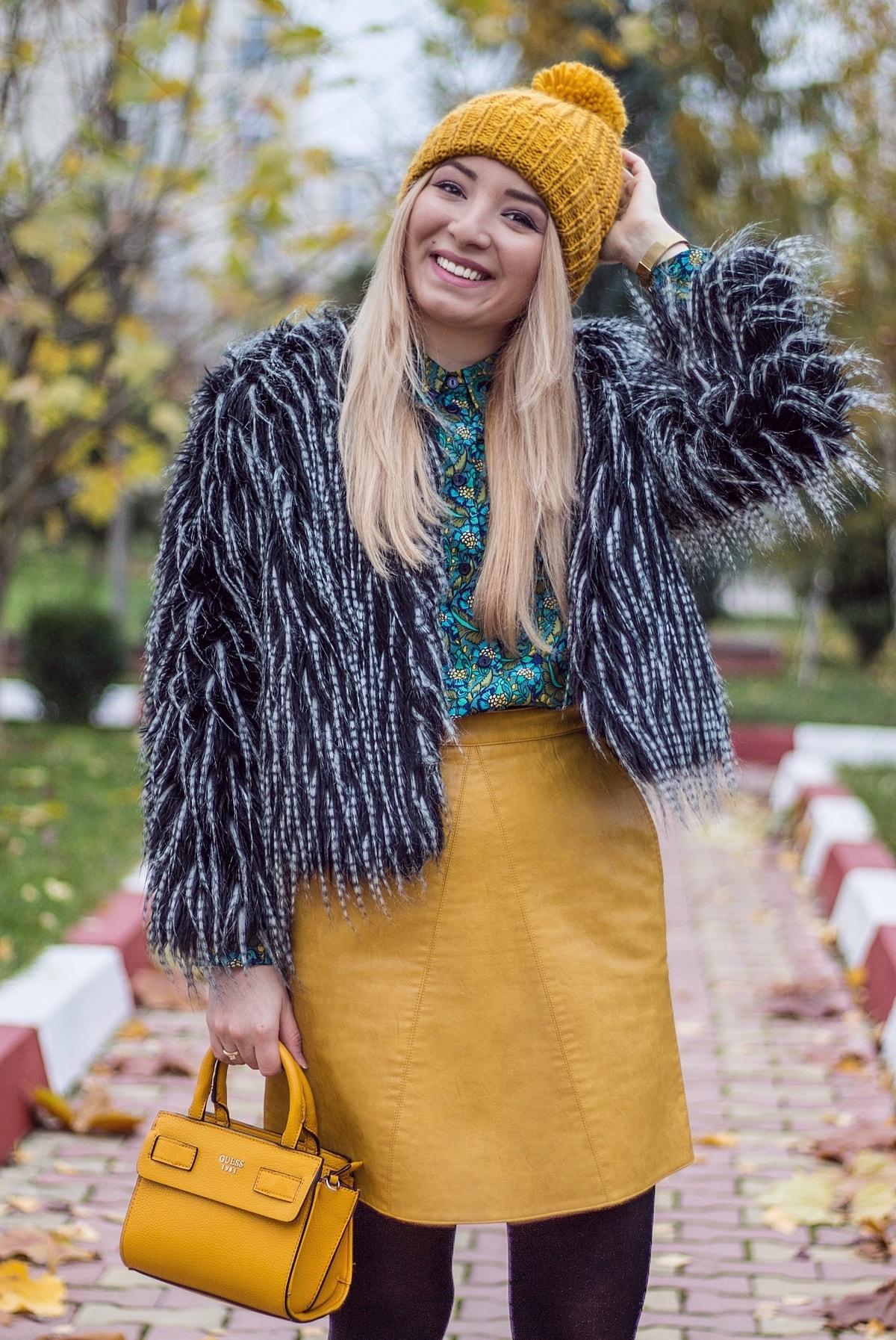 Andreea Ristea, noiembrie 2016
