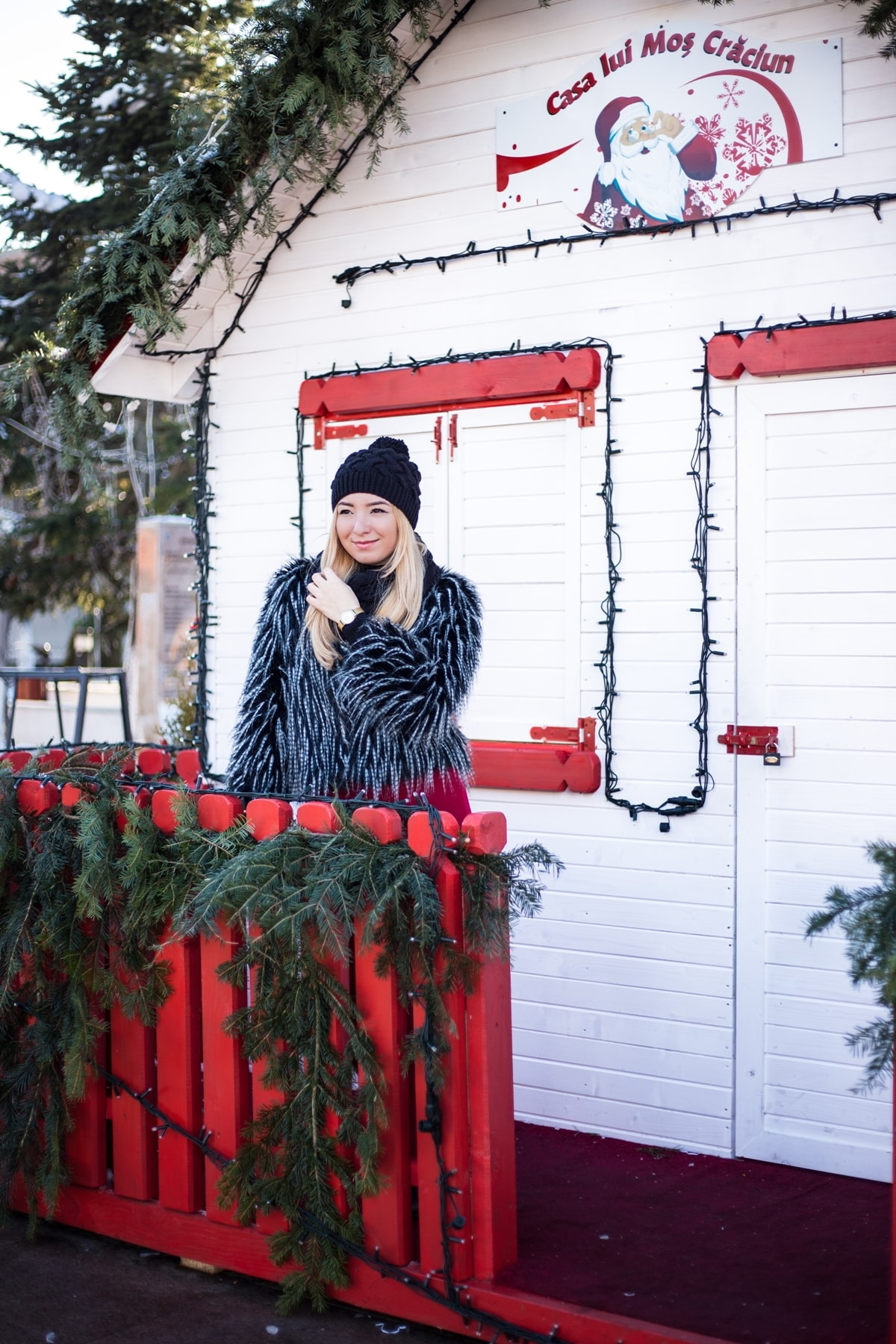 Andreea Ristea - winter stories