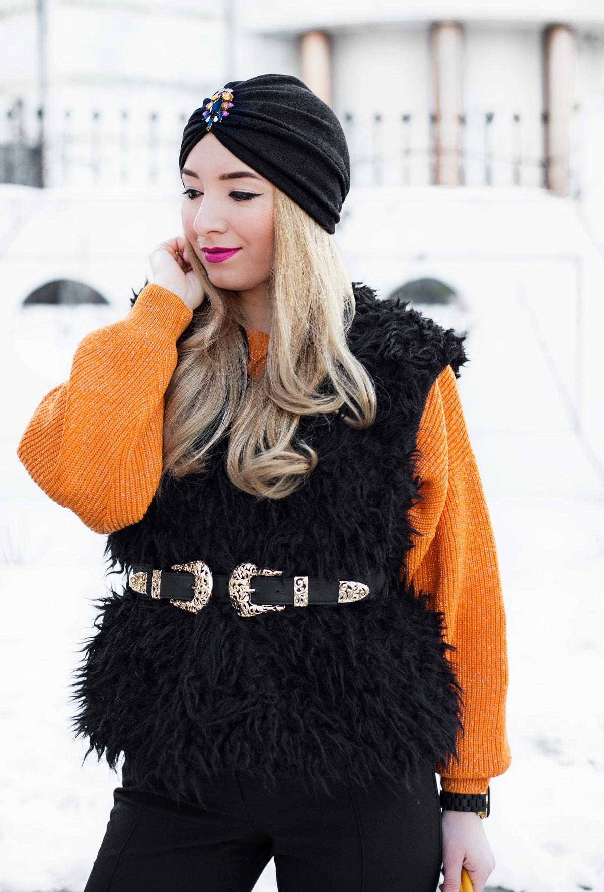 Andreea Ristea, blogger moda Mioveni, Arges (Pitesti)